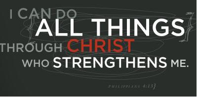 Philippians 4 13 quote