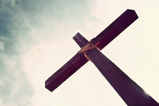 Cross-of-Christ-Religious-Stock-Image